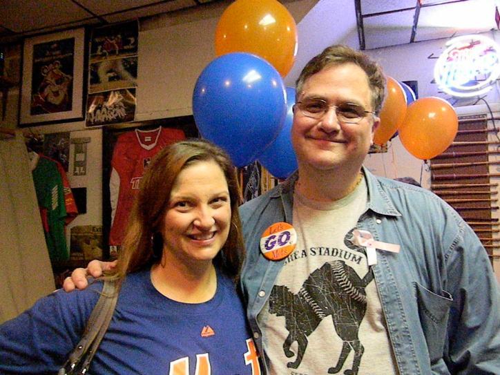 Mets' Poet Laureate...and Greg Prince ;)