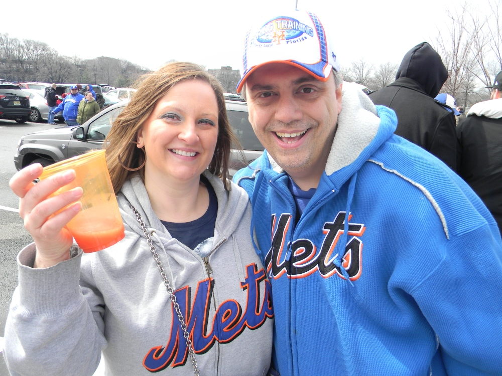 The Mets make us drink...or do we drink because we're Mets fans?