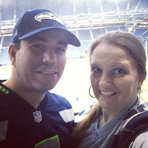 Post Seahawks Win at CenturyLink